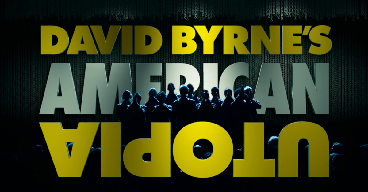 David Byrne's American Utopia 2020 Movie Review Online