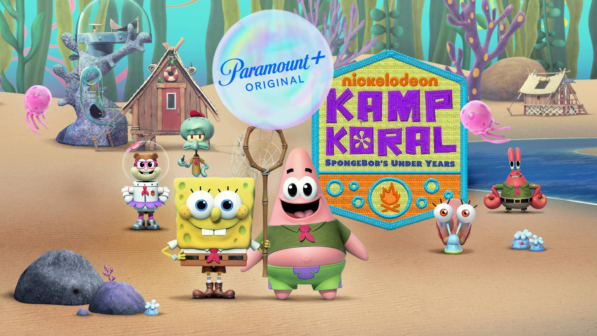 Kamp Koral: SpongeBob's Under Years