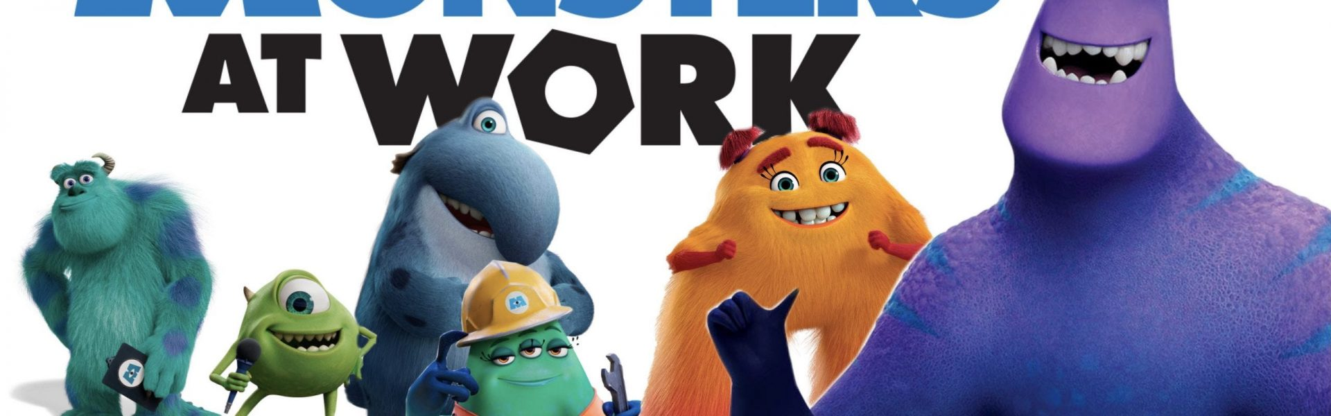 Monsters at Work 2021 review