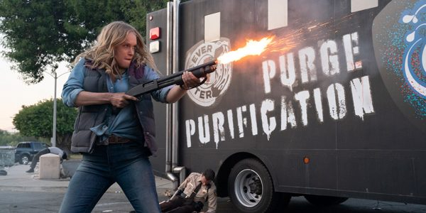 The Forever Purge 2021 review