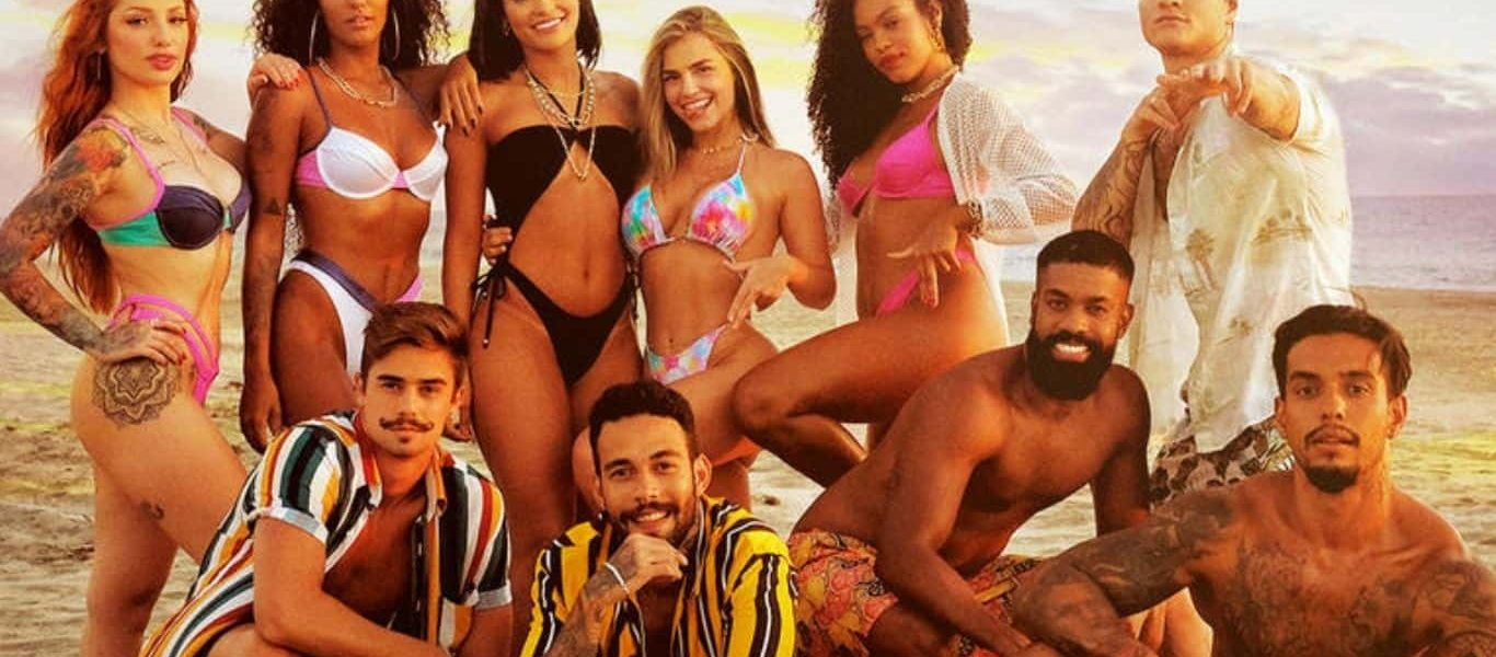 Too Hot to Handle Brazil 2021 trailer
