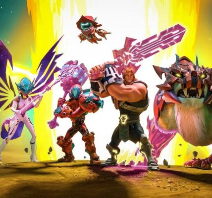 He-Man and the Masters of the Universe 2021 review