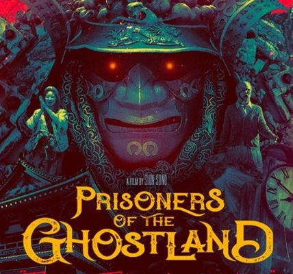 Prisoners of the Ghostland 2021 movie review