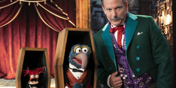 Muppets Haunted Mansion 2021 review
